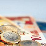 Geld und Scheine